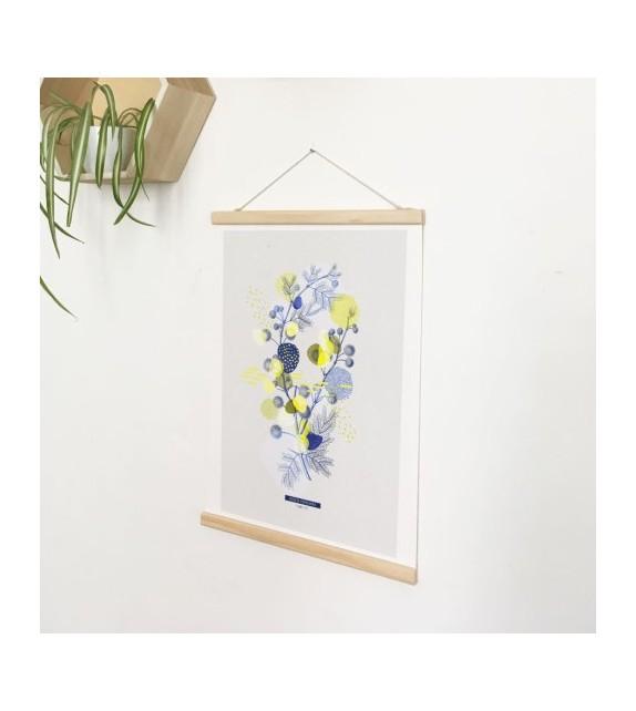 Poster hanger A4