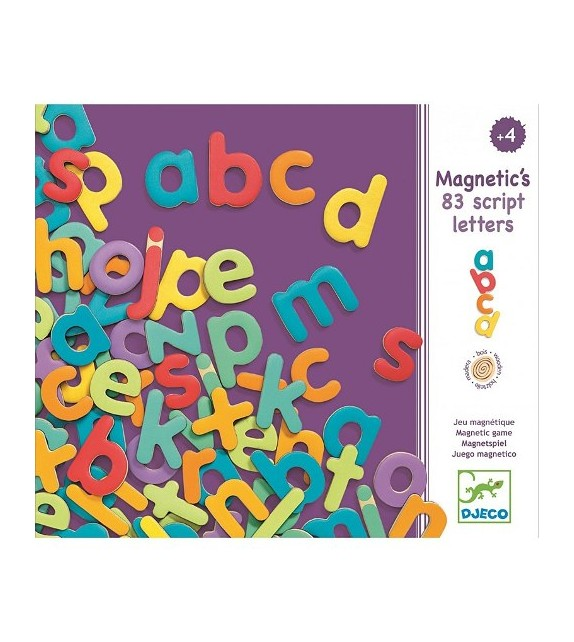 Magnetic's 83 lettres