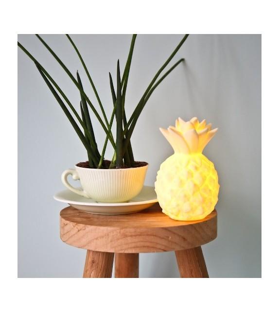Veilleuse ananas jaune