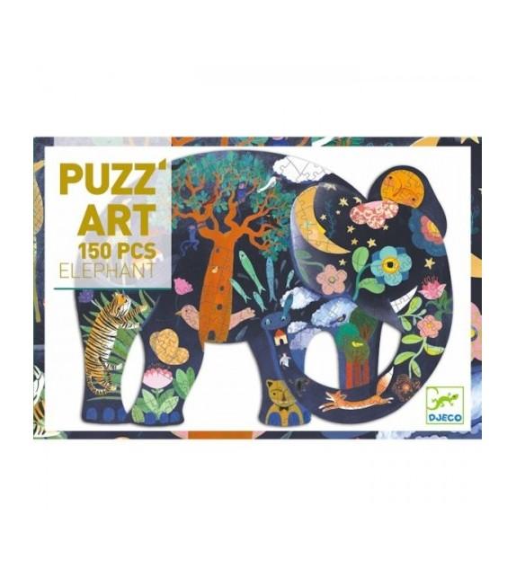 Puzzle Elephant 150 pcs