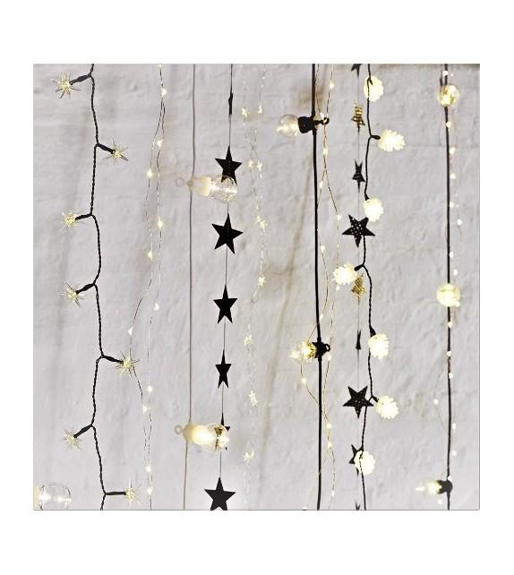 Guirlande lumineuse étoiles Noel