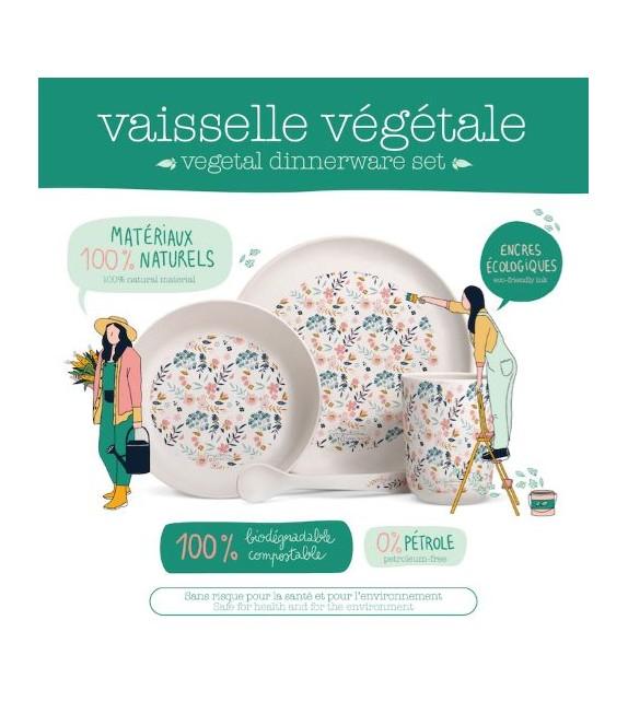 Set repas végétal