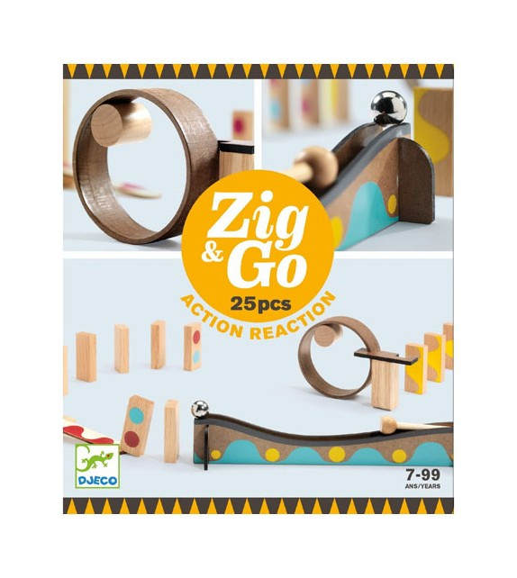 Zig & co 25 pcs