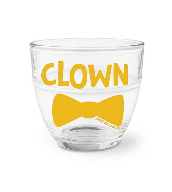 Verre Clown Duralex