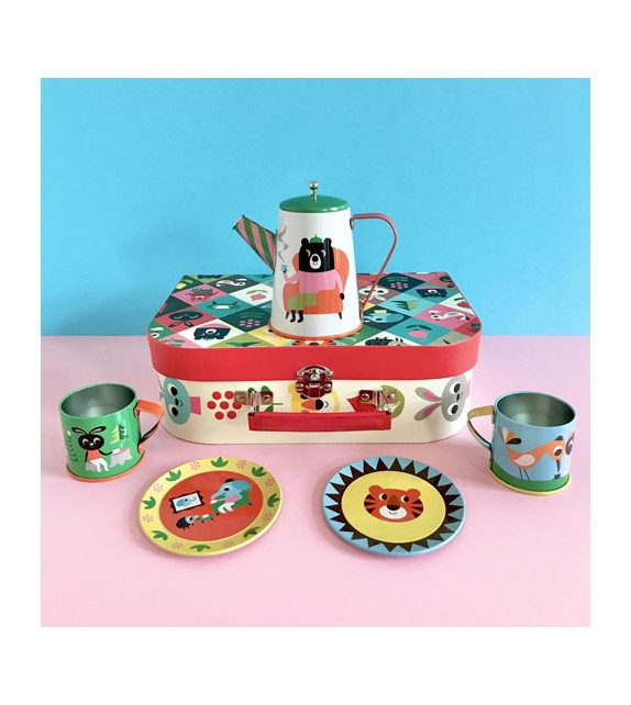 Set dinette Animaux