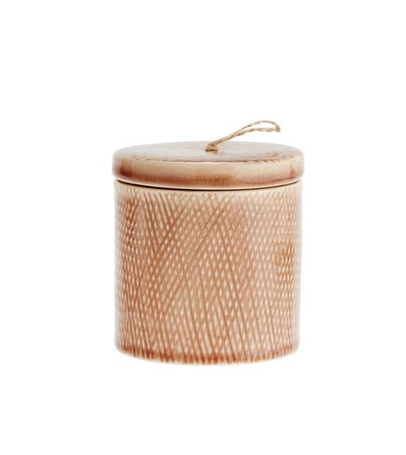Pot céramique rose