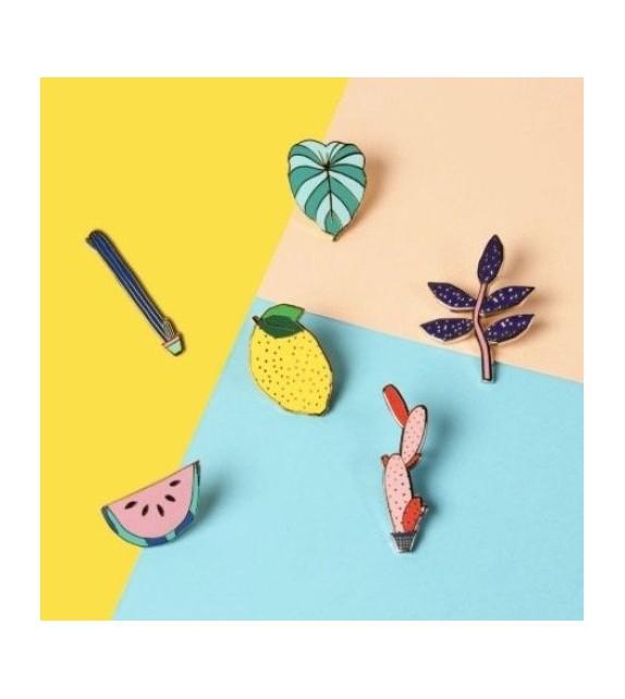 Pin's Tropical