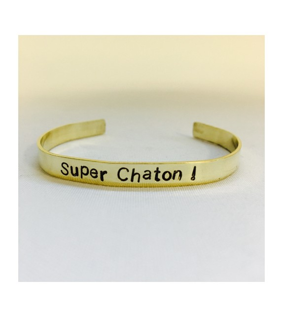 Jonc Super chaton